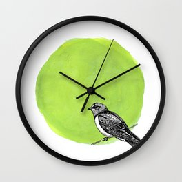 The Animal Kingdom Collection vol.1 Wall Clock