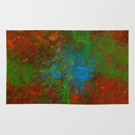 Carbon Life, Abstract Painting by Tito Rug