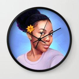 Debby Wall Clock