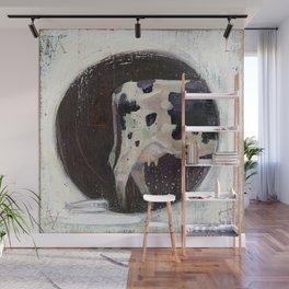 holstein-friesian cow Wall Mural