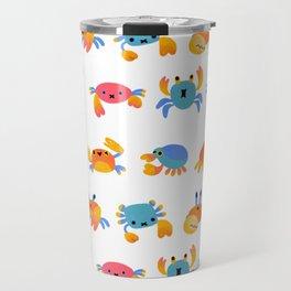 Crab Travel Mug
