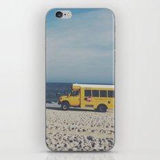 Kismet Beach Bus iPhone & iPod Skin