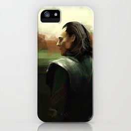 Prisoner Loki  iPhone Case