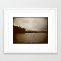 Isle of the Dead Framed Art Print