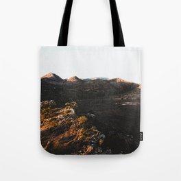 Flinders Ranges Sunset Tote Bag
