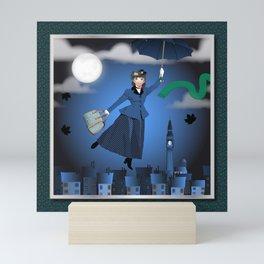 Mary Poppins Mini Art Print