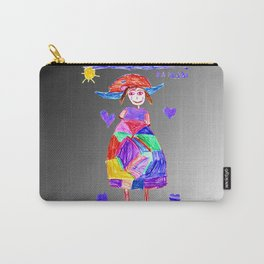 Mrs Evi Carry-All Pouch