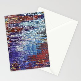 Abstract 127 Stationery Cards