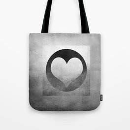 Ace of Heart V Tote Bag