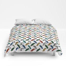 Enjoy Open Air! Comforters