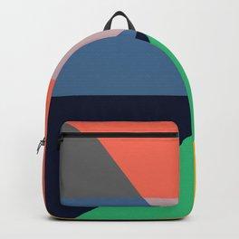 Mid Century Modern Vintage 11 Backpack