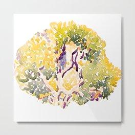 Spirit of tree - Spring Metal Print