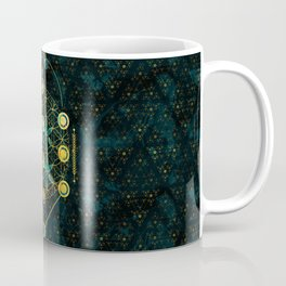 Decorative Sacred Geometry symbol Coffee Mug