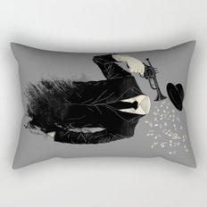 Blown Rectangular Pillow