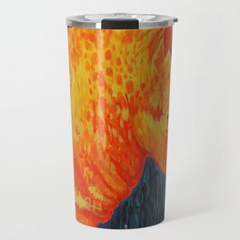 Gold Rhino Travel Mug