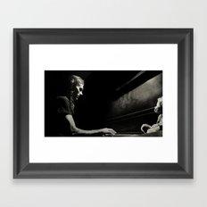 Scott Framed Art Print