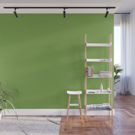 Gifts from the Garden ~ Leaf Green Wall Mural