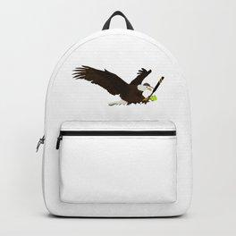 Softball Eagle Backpack
