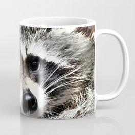 Toony Raccoon Coffee Mug