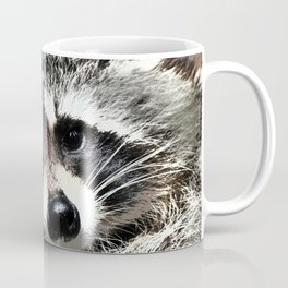 Toony Raccoon Coffee Mug