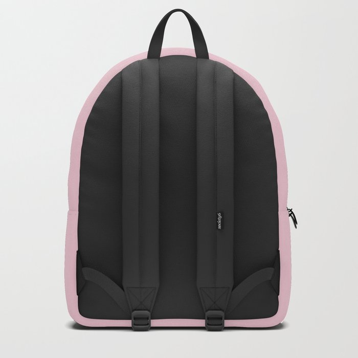 Pastel Mandala in shades on pink and purple Backpack