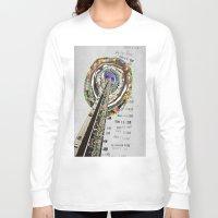 bridge Long Sleeve T-shirts featuring bridge by Ashley Moye