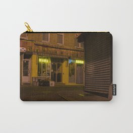 CHINATOWN NYC AT NIGHT. Carry-All Pouch