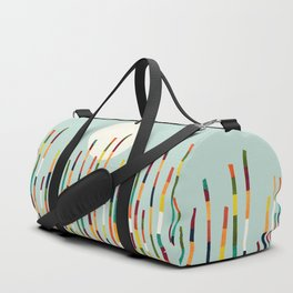 Bamboo Forest Duffle Bag