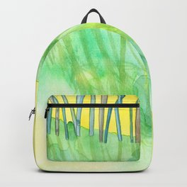 Summer Woods and Critters Backpack