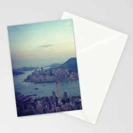 untroubled Stationery Cards