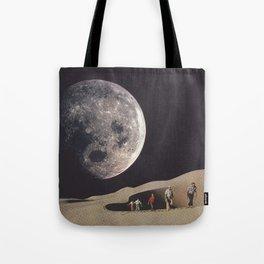 Space Dunes Tote Bag