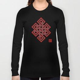 Endless knot Long Sleeve T-shirt