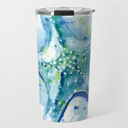 Starfish Waters II Travel Mug