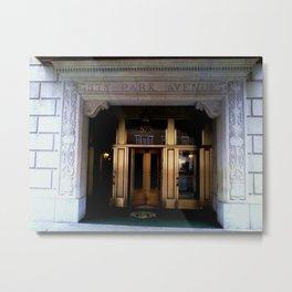 Entryway Metal Print