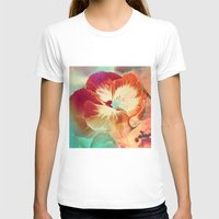 tiki T-shirts featuring Tiki Tiki by Ginger Del Rey