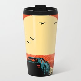 Ibiza Sunset Chillout Travel Mug