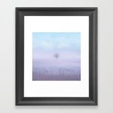 Pastel vibes 53 Framed Art Print