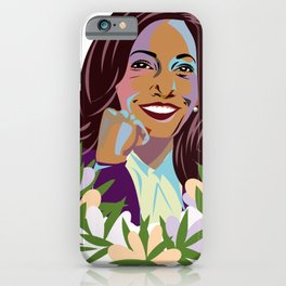 Madam Vice President for the People iPhone Case