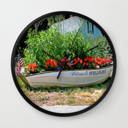 A Welcome Sight Wall Clock