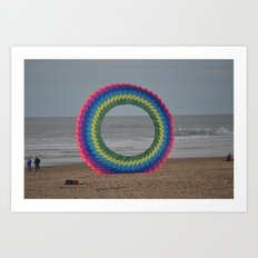 Gateway to the Pacific Art Print