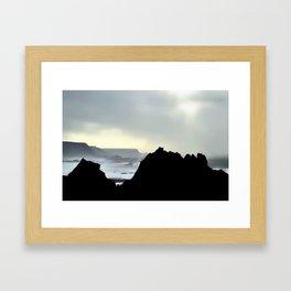 Hartland Dream Framed Art Print