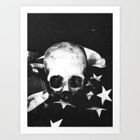 「ephemera 」 Art Print