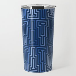 Op Art 85 Travel Mug