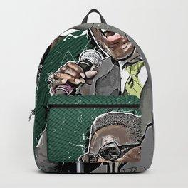Al green Jazz - Design Backpack