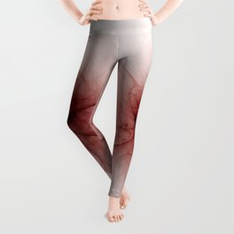 Blood Flower Fractal Leggings