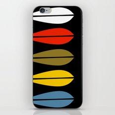 Lotus pattern focus iPhone & iPod Skin