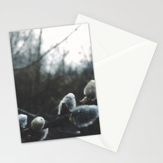 moments of spring Stationery Cards