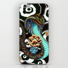 Cobra iPhone & iPod Skin