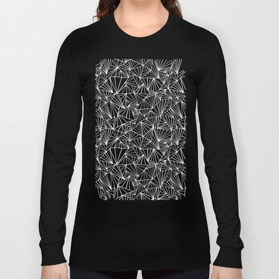 Ab Fan Electric Repeat Long Sleeve T-shirt