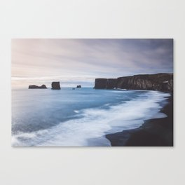 Dyrhólaey - Landscape and Nature Photography Canvas Print